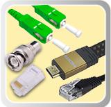 Разъёмы и соединительные кабели